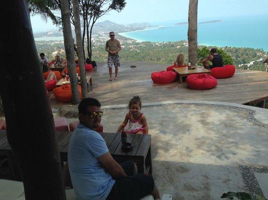 Jungle Club : The view