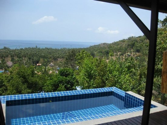 The Place Luxury Boutique Villas: Amazing view