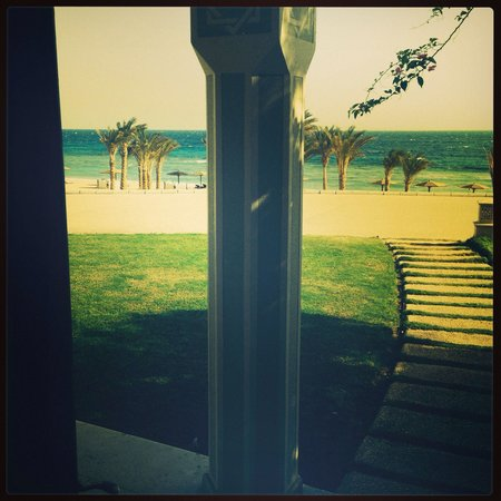 The Oberoi Sahl Hasheesh: View from room