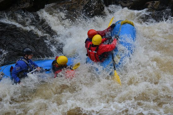 ACE Adventure: Full Day White Water Rafting
