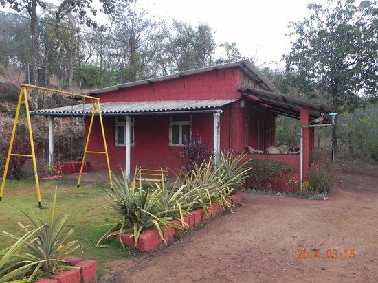 Rainbow's Kokan Pride Resort : The rooms
