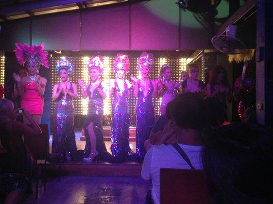 Starz Cabaret: Starz