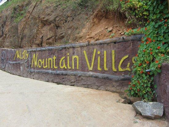 Misty Mountain Villas: У отеля