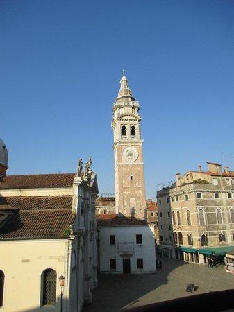 Hotel Palazzo Vitturi: Piazza