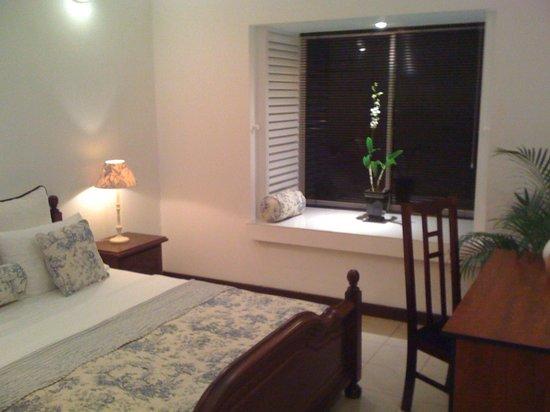 CJ Villas : Deluxe Double Room With Sea View