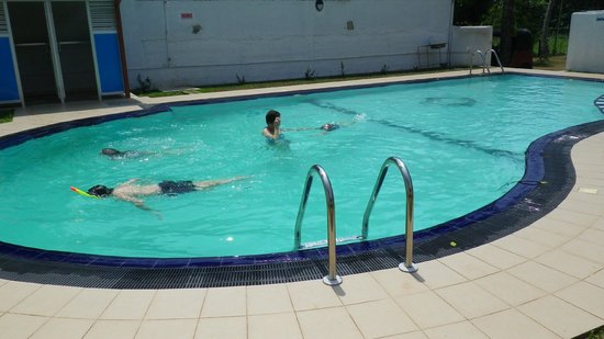 Green View Hotel Katunayake: Hotel pool