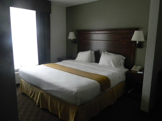 Holiday Inn Express Hotel & Suites Keystone: Big and Comfortable