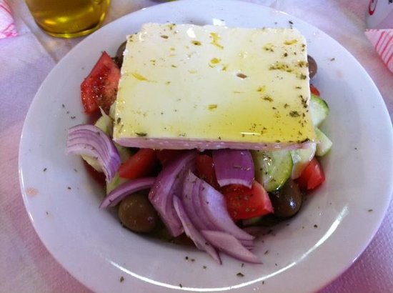 To Kati Allo - Greek Salad 3