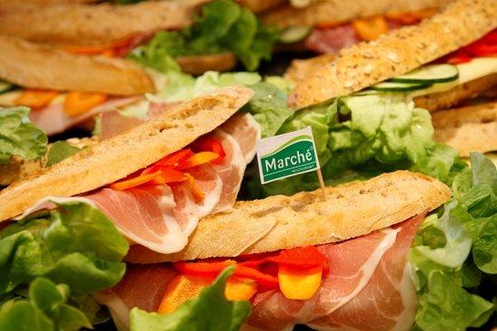 Marche Medenbach Ost: Baguette