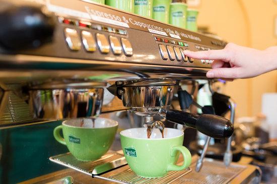 Marche Medenbach Ost: Kaffee