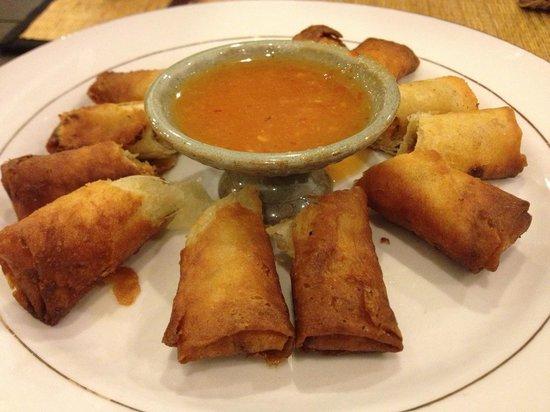 Goyavier Hotel : Best crispy spring rolls in Siam Reap!
