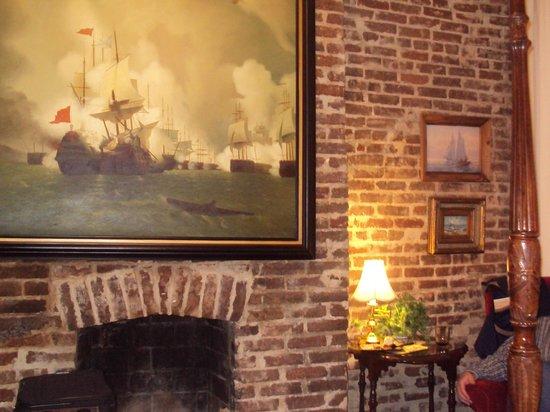 Savannah Bed & Breakfast Inn: Chatham Room