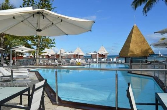 L'Escapade Island Resort : pools