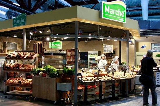 Marche Bistro - Airport Berlin Tegel