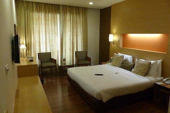 Fortune Select Dasve, Lavasa: Club room