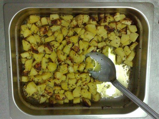 La Tettoia: Patate al forno