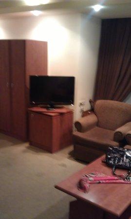 Hrazdan Hotel: Номер