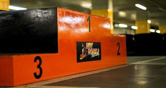 Hot Wheels Raceway: The Podium