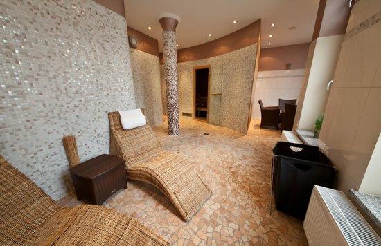 Novum Hotel Oldenburg Hamburg: Sauna