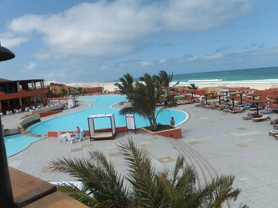 Royal Decameron Boa Vista: pool view