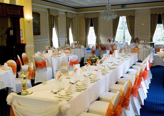 Best Western Plus West Retford Hotel: Just how we imagined