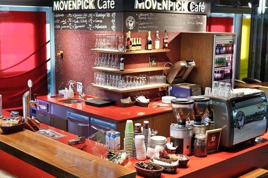 Moevenpick Cafe Airport Duesseldorf