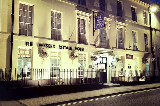 Best Western Wessex Royal Hotel: Exterior