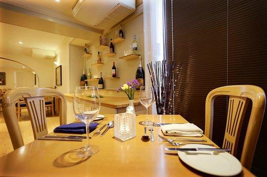 Wessex Royale Hotel: Restaurant