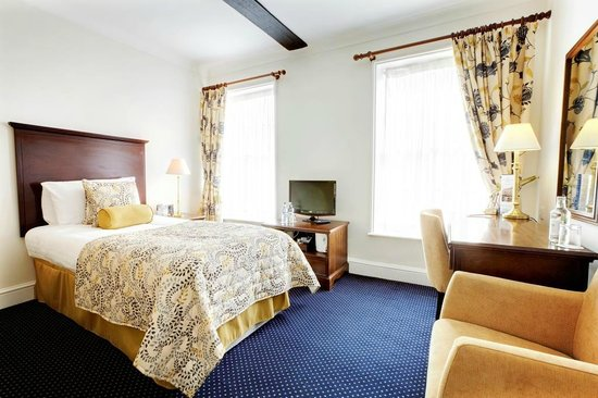 Best Western Wessex Royal Hotel: Double Room