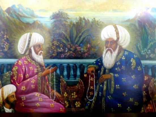 Neemrana's Ishavilas: Peinture