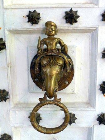 Neemrana's Ishavilas: Porte d'entrée