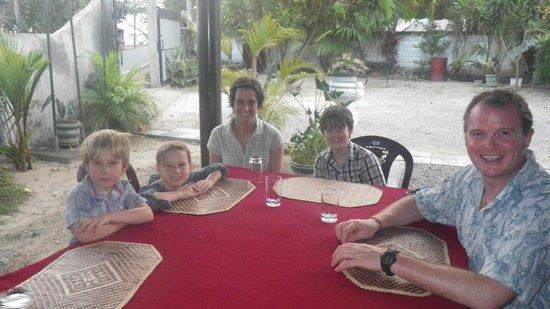 Vubu: Loveling airy dining