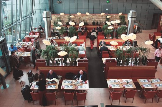 Moevenpick Restaurants Hamburg Airport