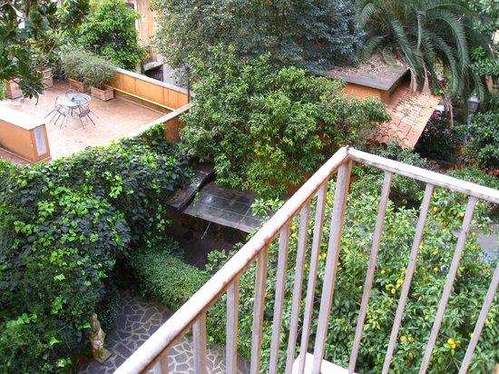 Hotel Villa San Pio : view from room