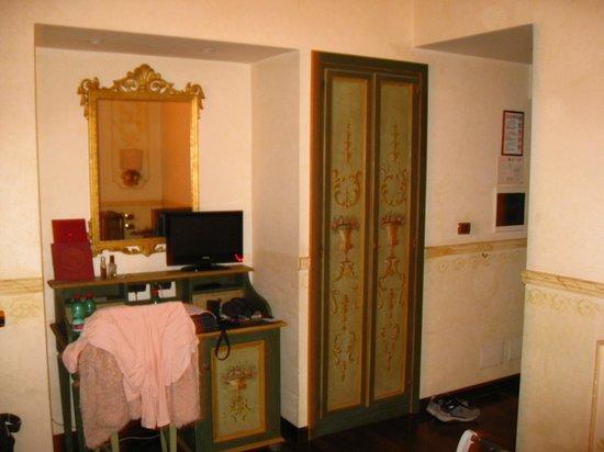 Hotel Villa San Pio: room