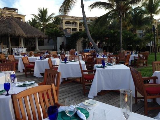 Grace Bay Club: ristorante Anacaona