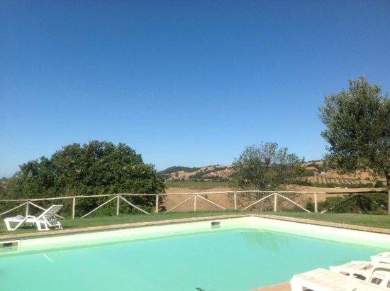 Le Chiuse Azienda Agrituristica: La Piscina
