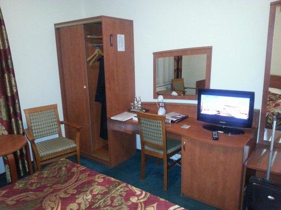 Panorama Hotel: pokó