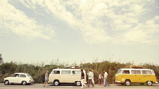 Vintage Tours Day Tours : Caravana Vintage  Tours