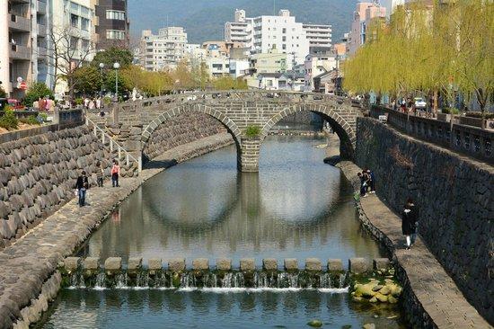 Spectacles Bridge (Meganebashi): なかなか眼鏡になりません