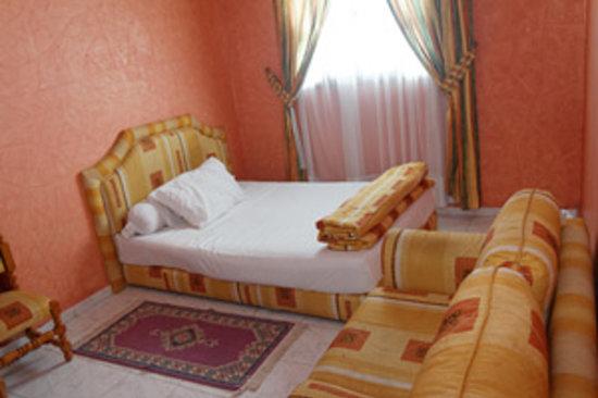 Hotel Erraha : chambre