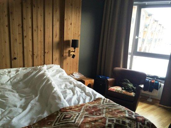 Park Inn Trysil Mountain Resort: Badroom