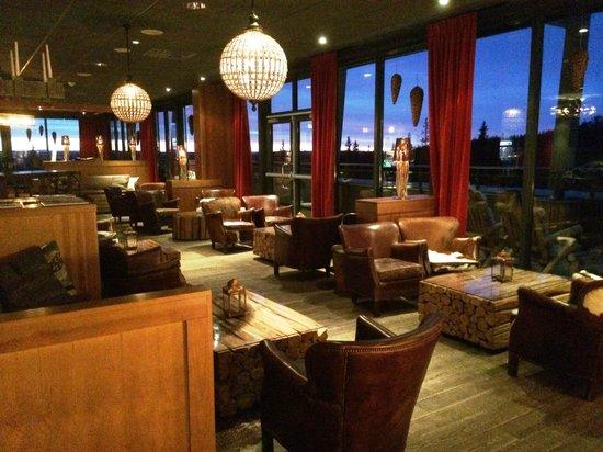 Park Inn Trysil Mountain Resort: Restaurant