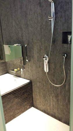 Hotel ICON: Shower & Bathtub