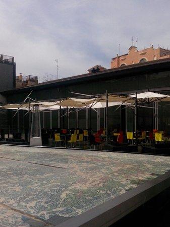 Ristorante MACRO 138 : La terrazza