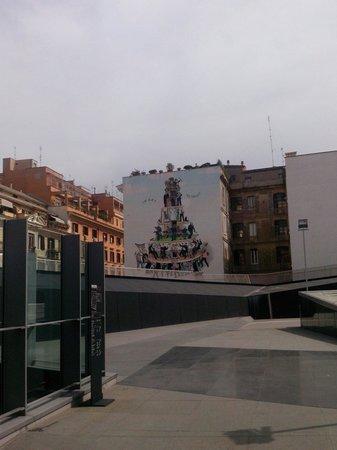 Ristorante MACRO 138 : Murales