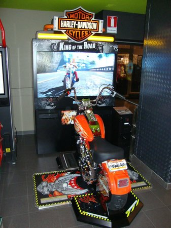Lunapark Reflex : Harley Davidson