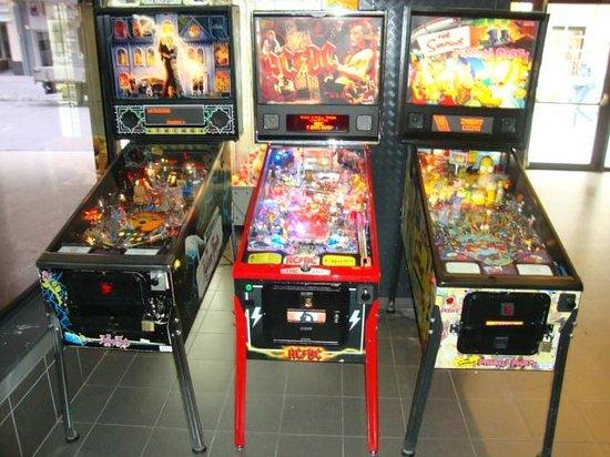 Lunapark Reflex : PINBALL FUN
