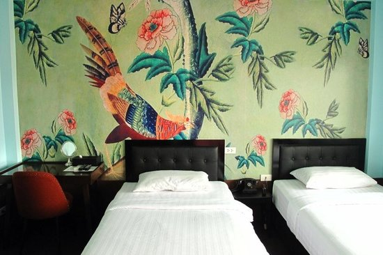 The Simply Room Guest House: Deluxe room type