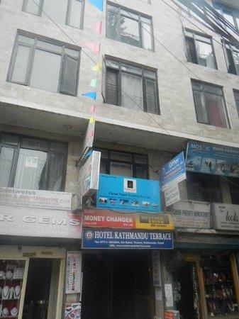 Hotel Kathmandu Terrace: 外観